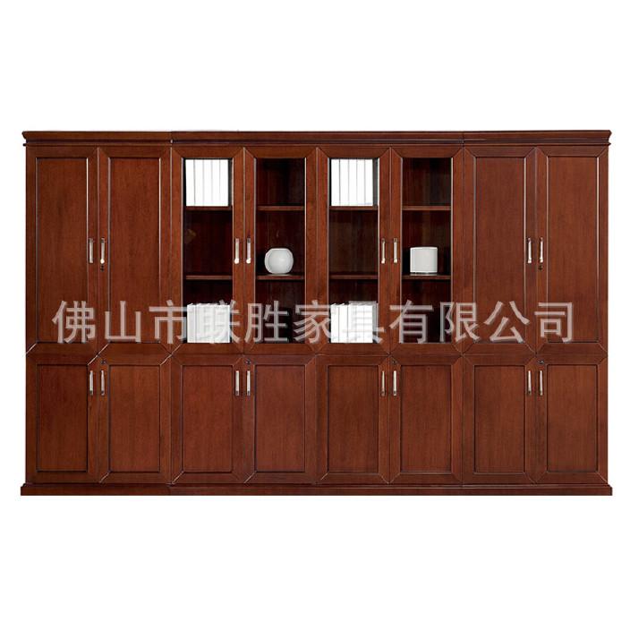 厂家直销办公家具文件柜木质办公柜子资料柜办公书柜