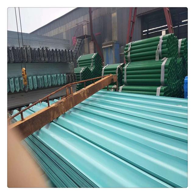 交通防撞設施廠家現貨 波形護欄板 護欄板 防撞護欄板