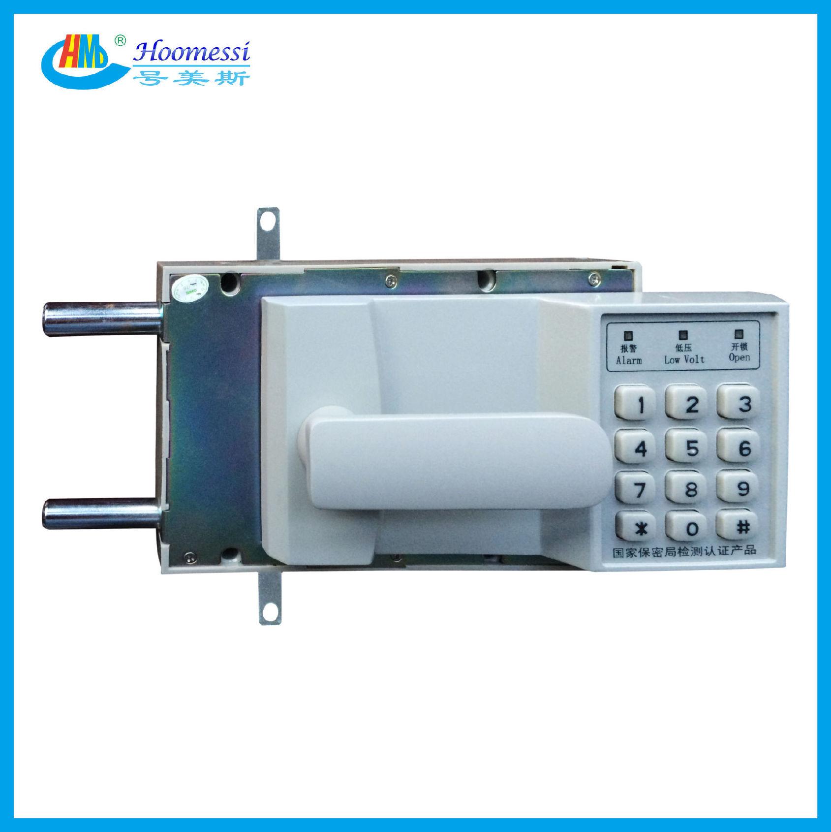 新款储存箱密码锁 品质款寄存密码柜锁 锌合金保险柜密码锁