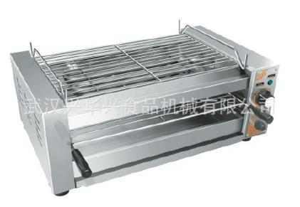 鸭脖电烤炉、电烤炉、猪蹄电烤炉、烧烤炉、武汉烧烤炉、面筋烤炉图片