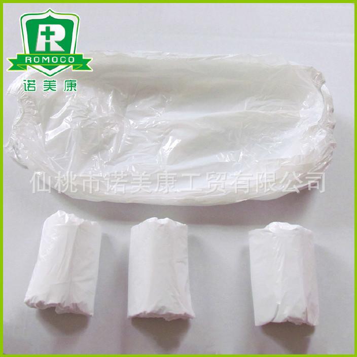 厂家特供 一次性PE卫生防水袖套 经济适用薄膜塑料袖套