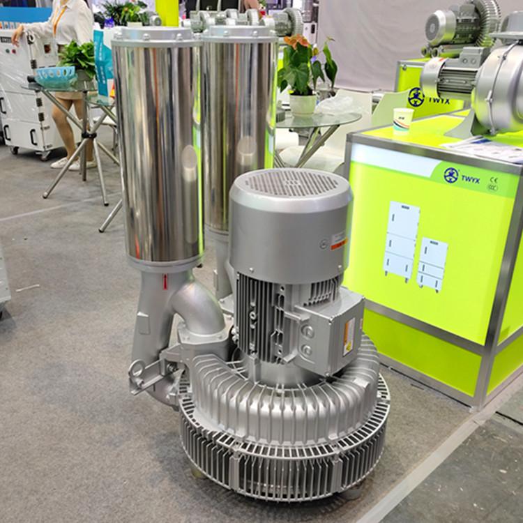 廠家直銷 立式20kw50HZ漩渦氣泵  型號LYX-94S-2立式高壓漩渦氣泵 旋渦式氣泵示例圖3