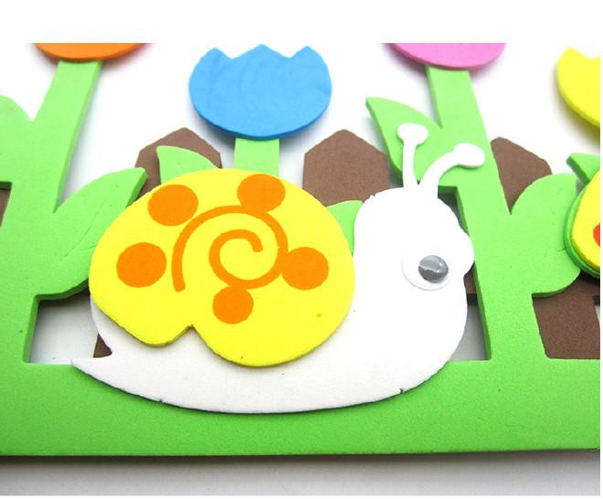 幼儿园手工制作栅栏_幼儿园环创栅栏图片