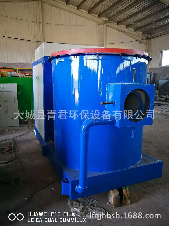 炉膛整体浇注成型生物质燃烧机 广东各省专用生物质燃烧机供应示例图5