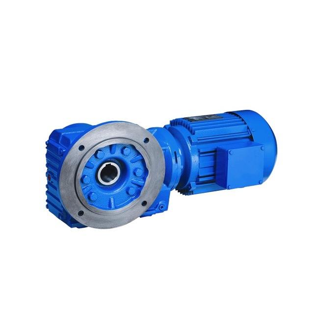 上坤厂家批发 硬齿面减速机 齿轮减速机变速箱 铸铁KAF37-KAF187速比5.36-197.37扭力大,