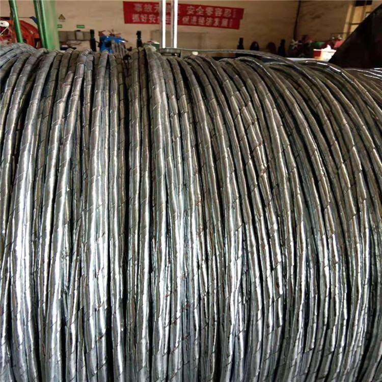 钢丝铠装矿用控制电缆MKVV32示例图3