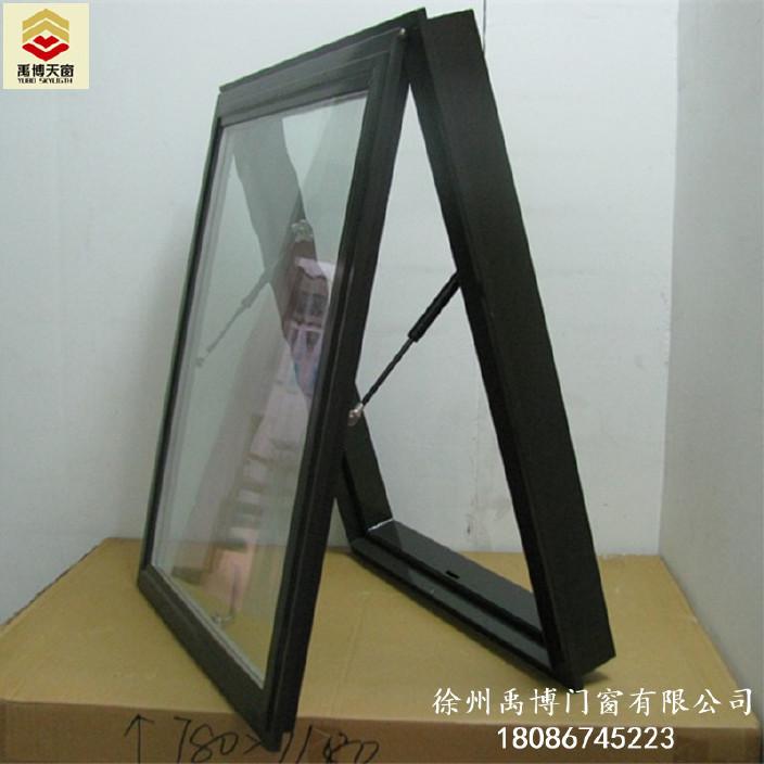 地下采光天窗 阁楼斜面天窗 铝合金天窗  坡屋面天窗 阳光房天窗图片