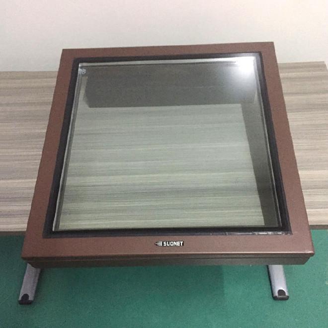 厂家直销铝合金电动天窗 采光通风电动天窗 加工定制智能天窗批发图片