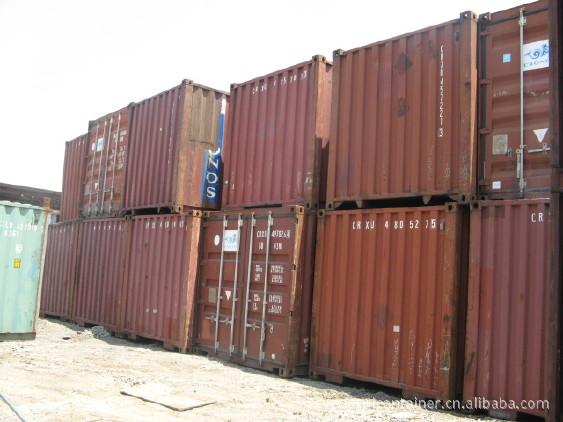 集装箱。20GP40GP40HC40HQ各种规格集装