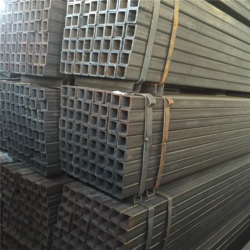 鍍鋅矩形管  鍍鋅方管  Q235大庫存現貨供應