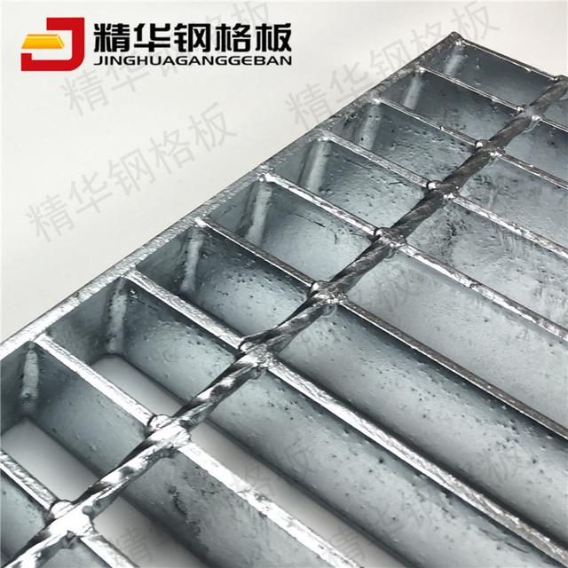 厂家直销复合钢格栅盖板  现货热镀锌沟盖板   篦子报价安装