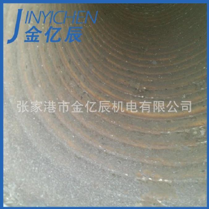 雙金屬復合耐磨管排泥膠管 大口徑法蘭排泥膠管 廠家批發直銷
