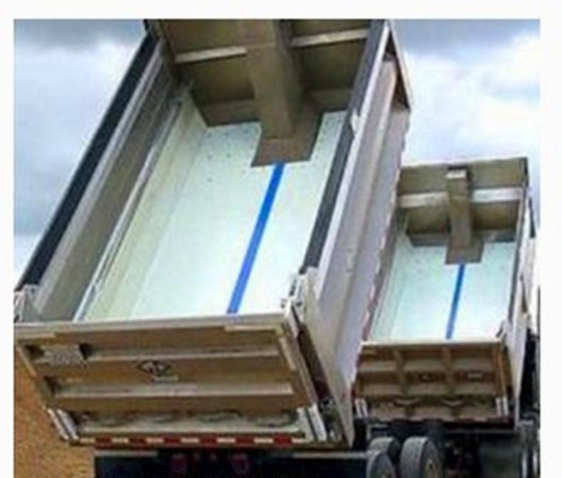 自卸車車廂滑板 工程車專業滑板 pe聚乙烯車廂滑板示例圖13