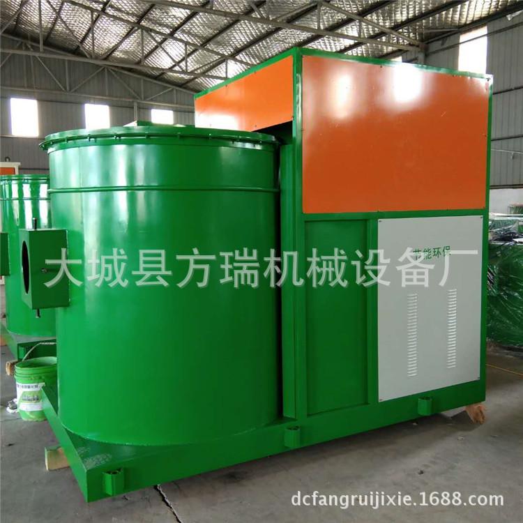 适用于蒸气采暖热水导热油锅炉生物质燃烧机 立式风冷燃烧机示例图5