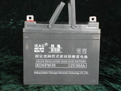 科电蓄电池KD6FM150 铅酸蓄电池12V150AH直流屏蓄电池 UPS蓄电池 EPS蓄电池 消防蓄电池示例图1