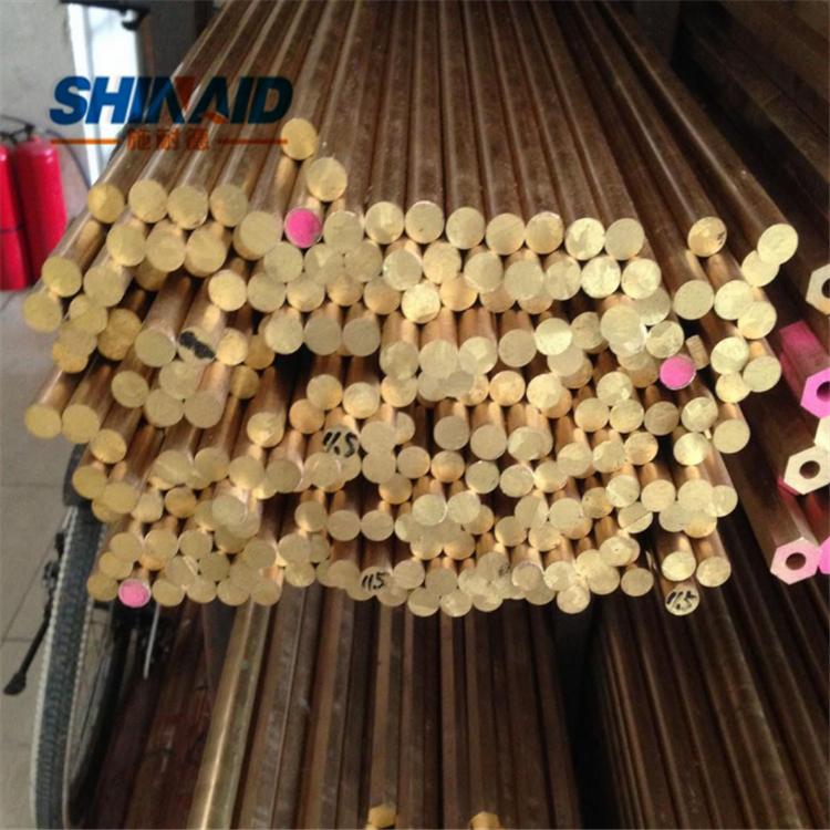 C2200黄铜板批发,进口折弯黄铜板,光亮黄铜板示例图3