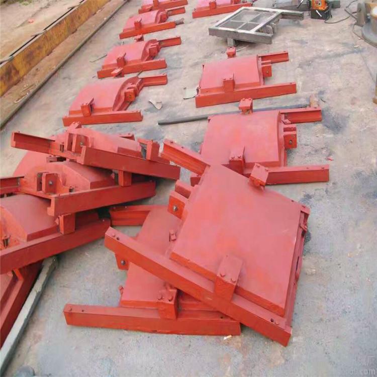 专业生产 渠道铸铁闸门 污水铸铁闸门 泵站铸铁闸门 水库铸铁小闸门示例图5
