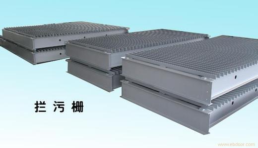 LWS型钢制拦污栅 泵站拦污栅 水电站拦污栅示例图5