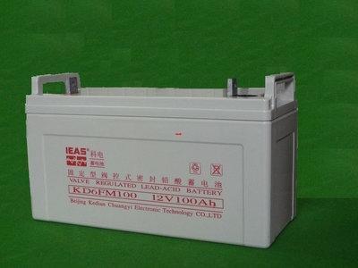 科电蓄电池KD6FM150 铅酸蓄电池12V150AH直流屏蓄电池 UPS蓄电池 EPS蓄电池 消防蓄电池示例图3