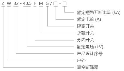 电站线路通用35KV高压真空断路器示例图5