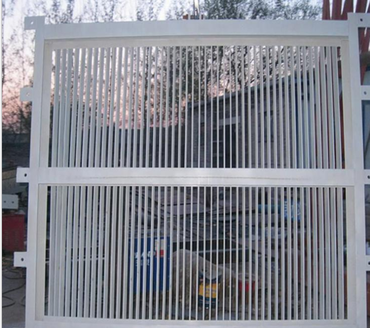LWS型钢制拦污栅 泵站拦污栅 水电站拦污栅示例图1