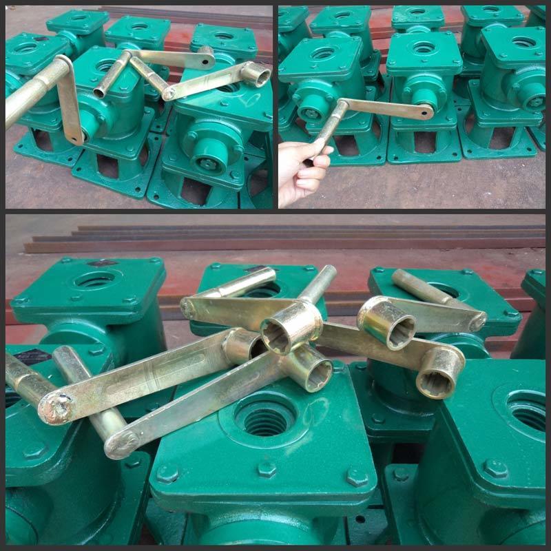 手动螺杆启闭机2T 厂家指导安装,全国秒发货,使用方便示例图1