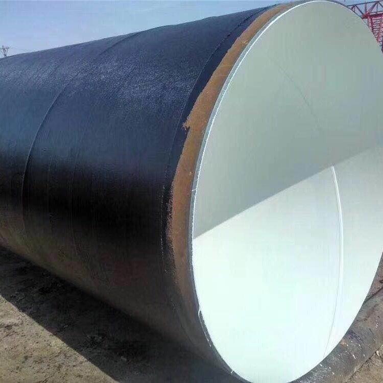 神舟钢管 孟村14年老厂专业生产螺旋钢管 水泥砂浆防腐螺旋管 黑夹克保温螺旋钢管