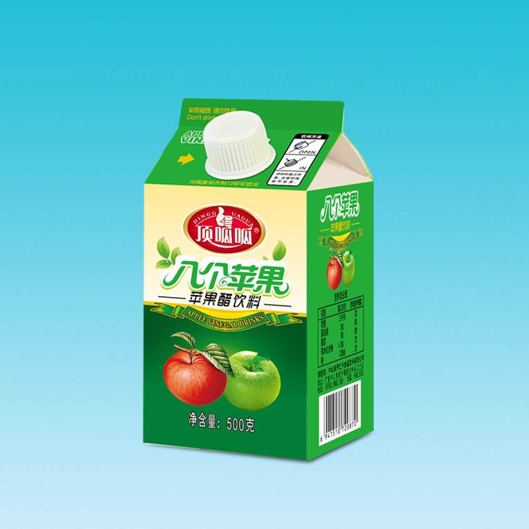 广东OEM加气苹果醋饮料代加工生产厂家伊之伴示例图3
