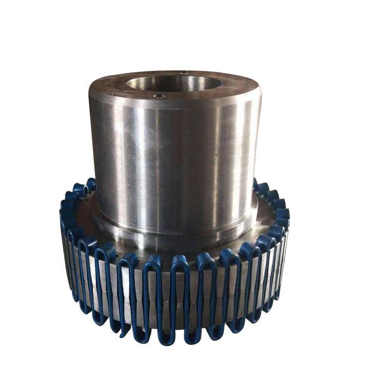专业制造 JS型蛇形弹簧联轴器 带罩壳蛇簧联轴器 苏智制造 其他联轴器