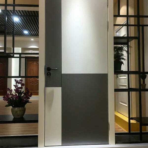 靜音門竹木防水門生態環保門全木門烤漆門免漆門實木門室內門