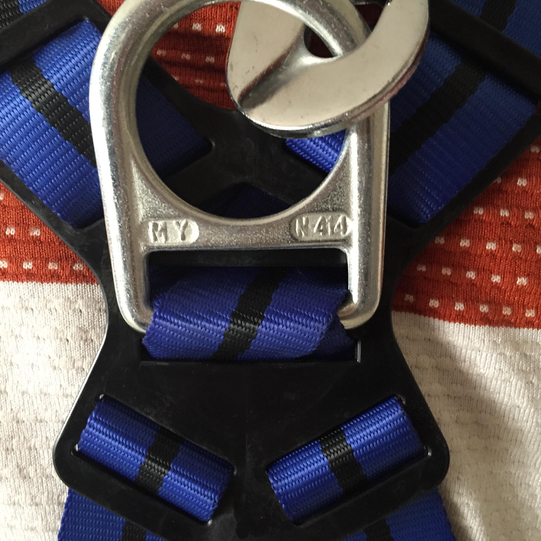 安全帶批發廠家 英威電力 領先品質 質保安全帶防墜落安全繩