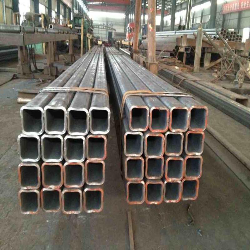 山東無縫方管生產廠家無縫方管 結構方管 Q235結構方管 貨物支架用無縫方管