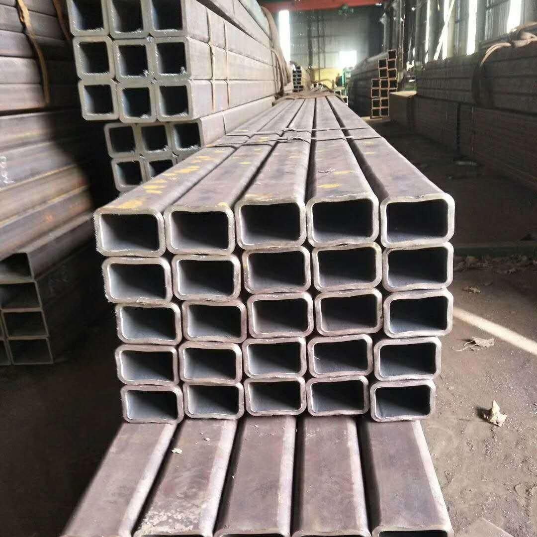 专业生产Q345B无缝方管 16Mn无缝方管 大口径厚壁钢结构用无缝方管 345b方管