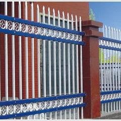 厂家直销:透视墙铁艺围栏|铁艺透视墙围栏| 住宅区透视墙围栏|小区别墅锌钢护栏|小区围墙铁艺护栏