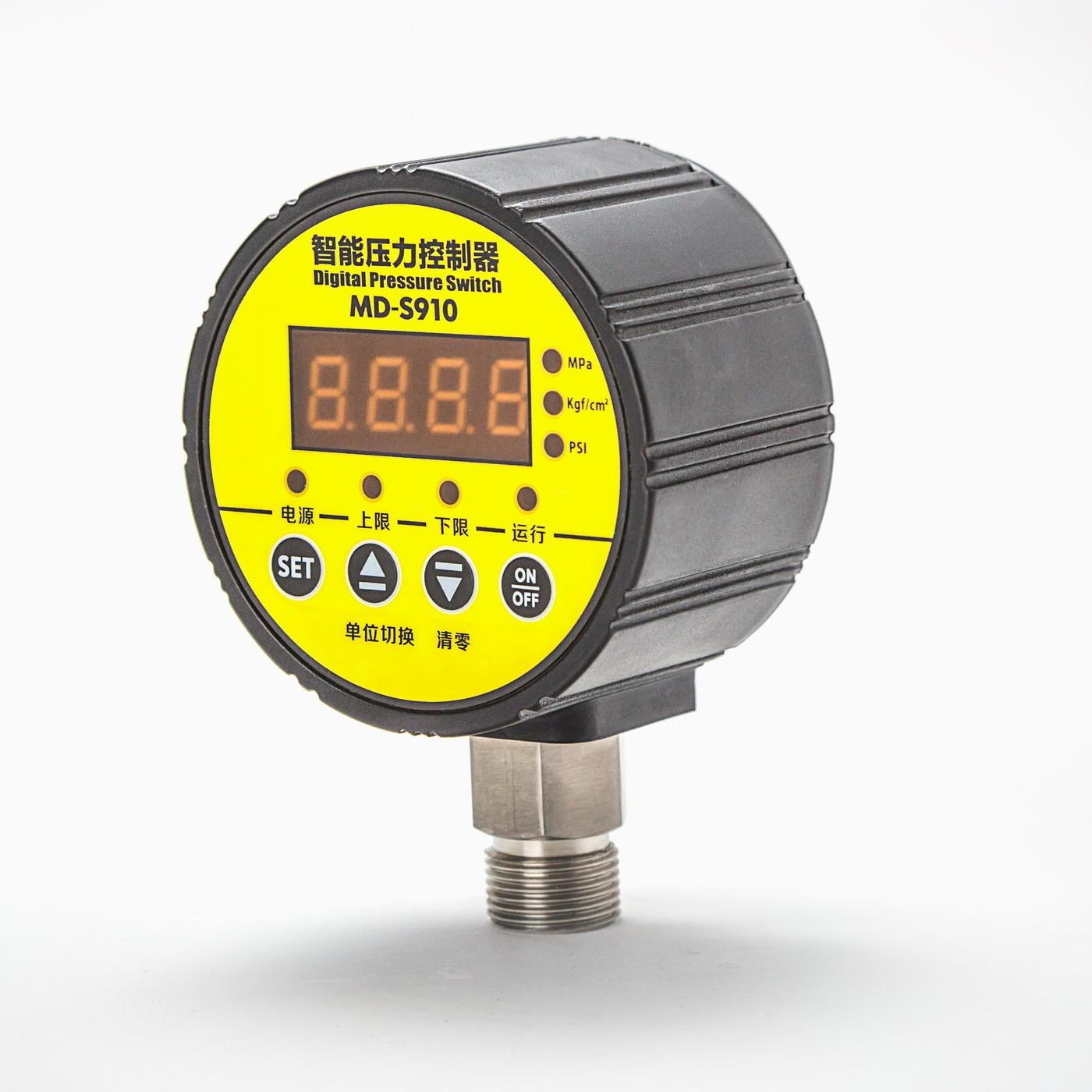 銘控MD-S910水泵壓力控制器代替傳統機械壓力控制器圖片