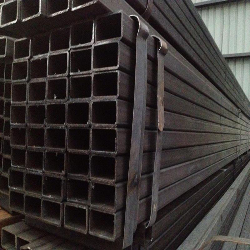 廣東佛山方管 黑料方管 鍍鋅方管 鋼鐵世界市場廠家批發