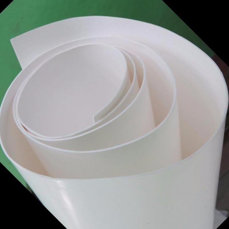 厂家批发5mm厚PTFE聚四氟乙烯楼梯垫板铁氟龙板