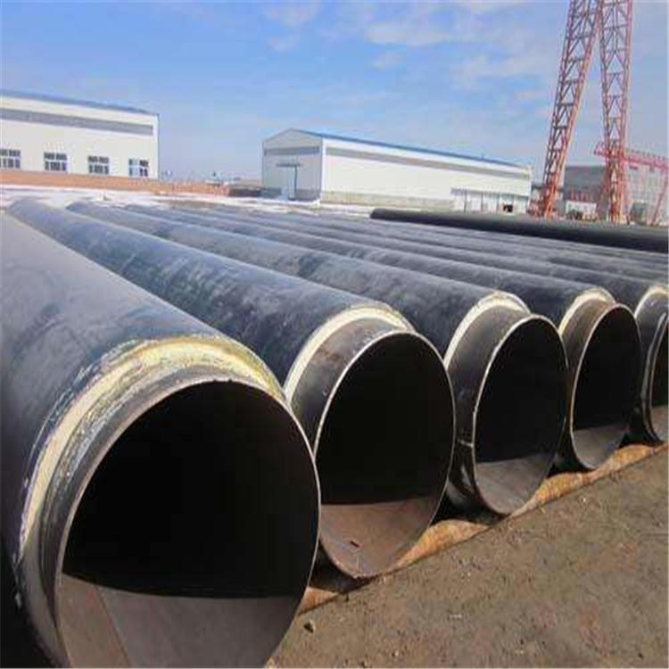 聚氨酯發泡保溫管  聚氨酯保溫管  預制直埋保溫鋼管 廠家