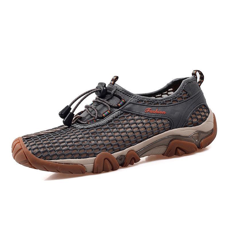 新款夏季爆款網面鞋 登山鞋 戶外套腳旅游鞋 DD-15