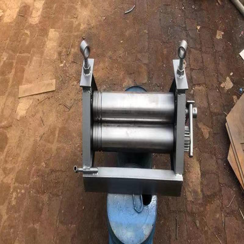 手动卷圆机 电动卷圆机 包邮卷圆机 钢筋卷圆机  小型卷圆机