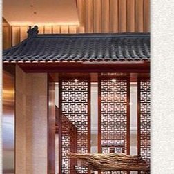 房檐30cm古建仿古瓦 防水仿古装饰瓦 一体仿古瓦仿真青瓦
