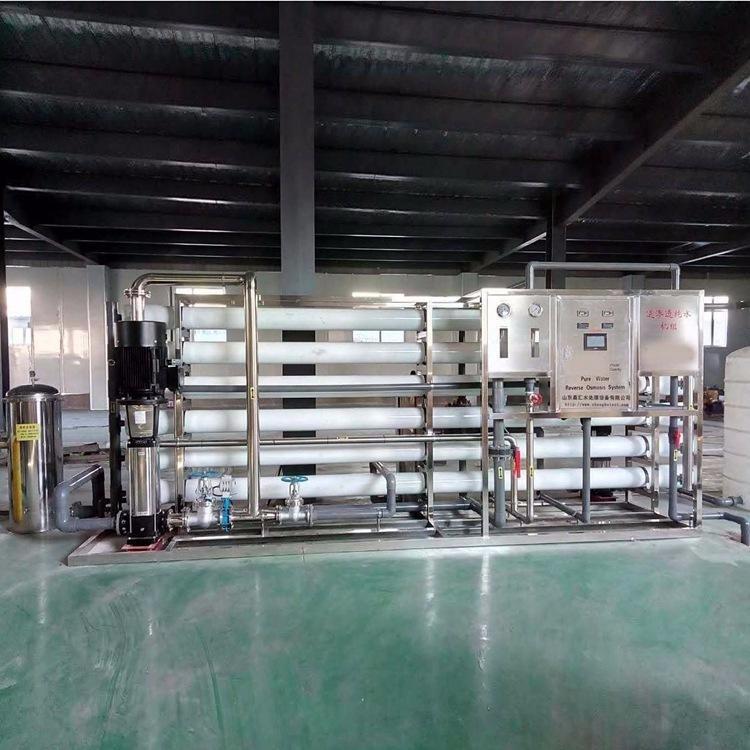 全自動30t/h大型純凈水生產設備 大型工業純凈水設備 涂裝行業純水設備