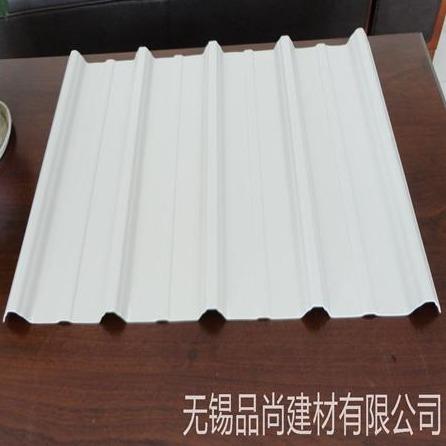 隔热耐酸防腐瓦 上篮下白复合瓦 钢结构厂房防腐板