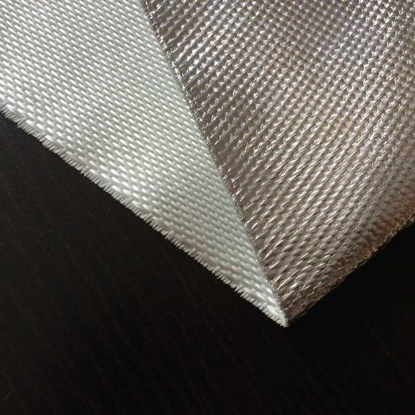安朗高硅氧纖維布耐高溫1700度 高硅氧纖維布主要顏色以金黃色和白色為主 高硅氧耐火纖維布是主要用在高溫設備上。