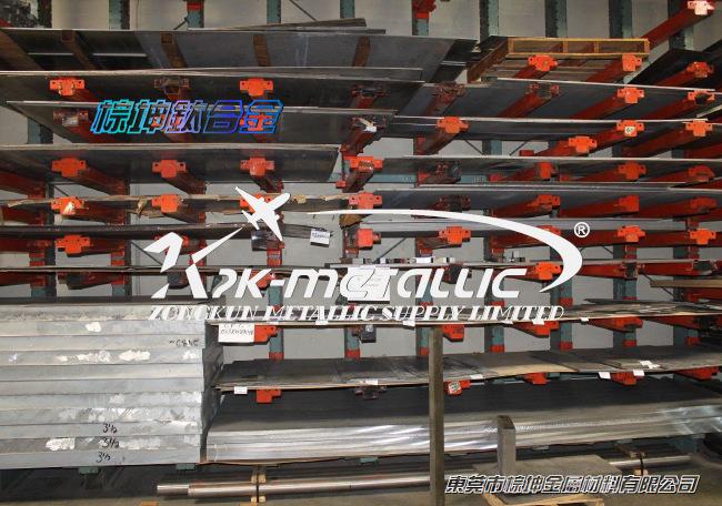 Ti-6Al-4V钛合金板材 进口grade5钛合金示例图6