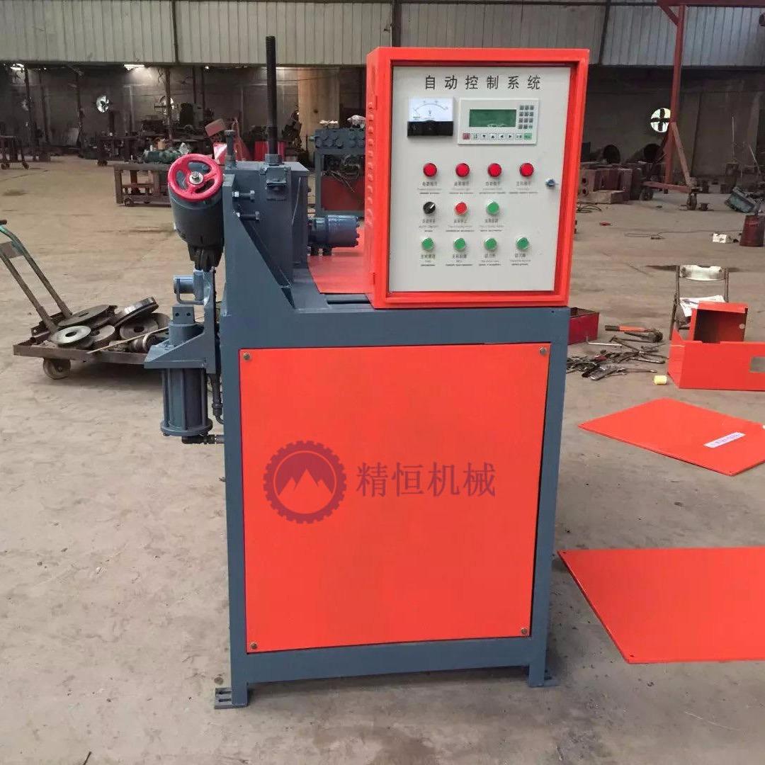 黑龍江精恒機械圓管打圈機YGW-10  任意調節參數,多種參數儲存功能、數字顯示