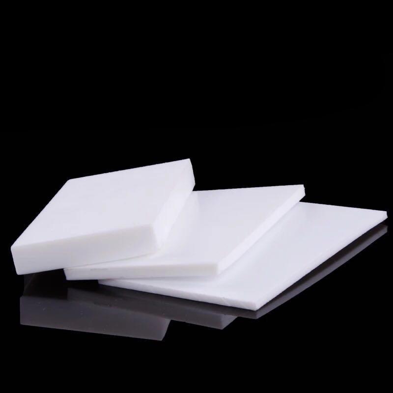 现货销售5mm聚四氟乙烯板 高密度耐低温四氟楼梯板 特氟龙板厂家