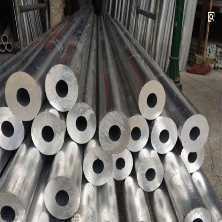 5456铝管厂家,大直径高精密铝管示例图4