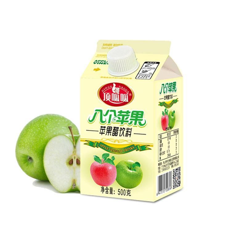 广东OEM加气苹果醋饮料代加工生产厂家伊之伴示例图4