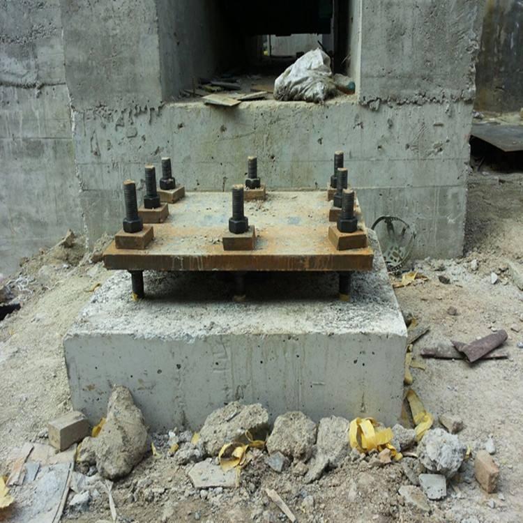 中德泽润重型设备安装专用灌浆料 设备二次灌浆料 无收缩灌浆料图片